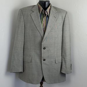 Brooks Brothers wool sport blazer full lining size